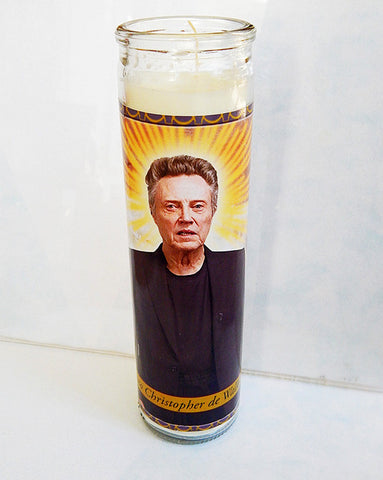 Keep Walken Prayer Candle