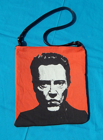 Red Walken Tote Bag