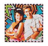 Saved By the Bell Tile Coasters