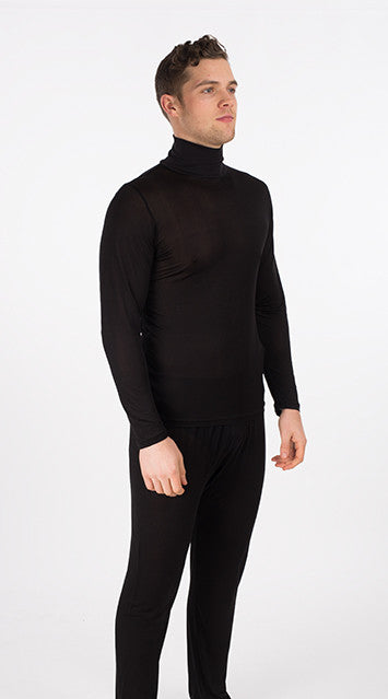 Bamboo Turtleneck Unisex