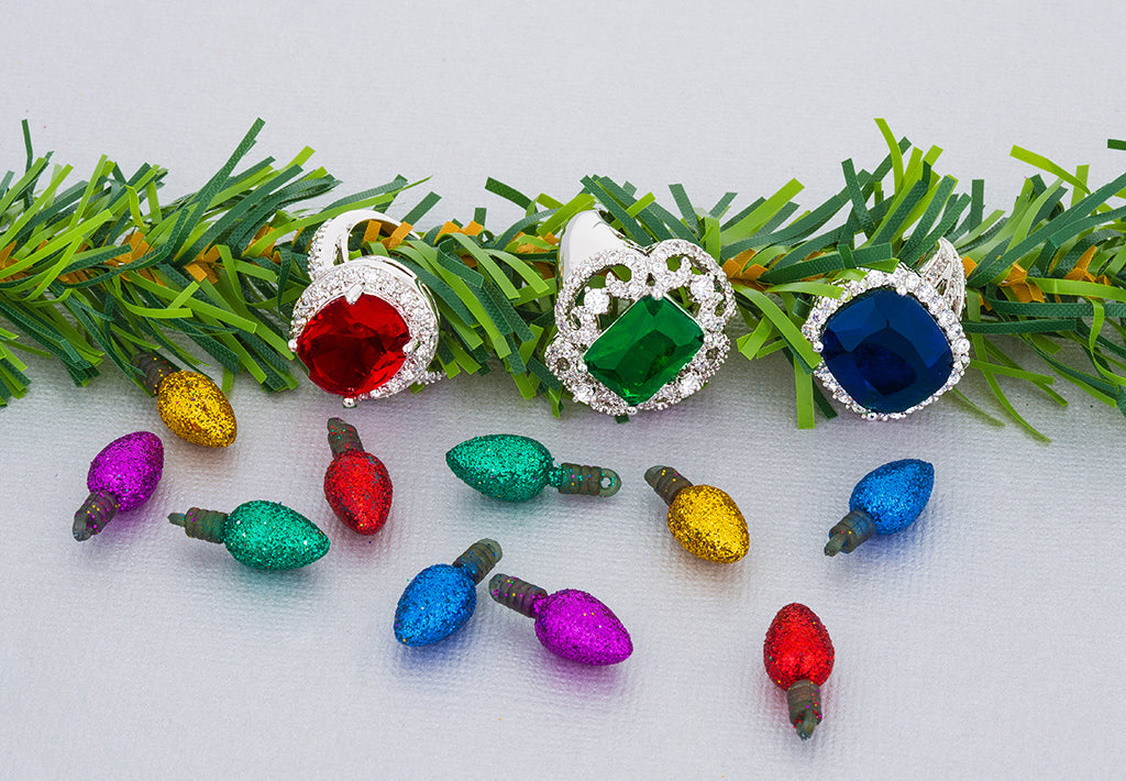 Oh Christmas Tree A Baublebox Gift Guide To Jewel Tone Jewelry Baublebox Fashion Jewelry Store