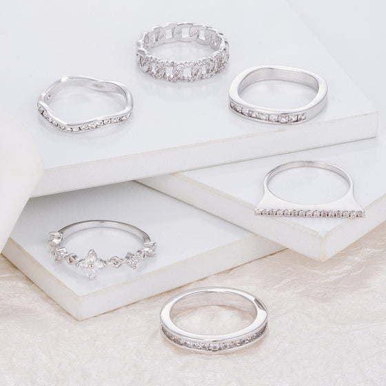 Modern Stackable Bands