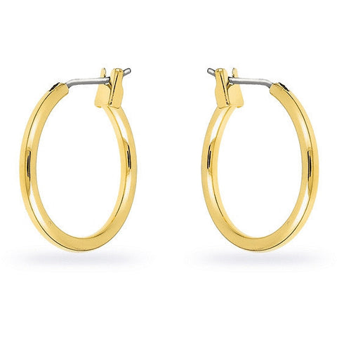 Breanne 14k Gold Small Hoop Earrings