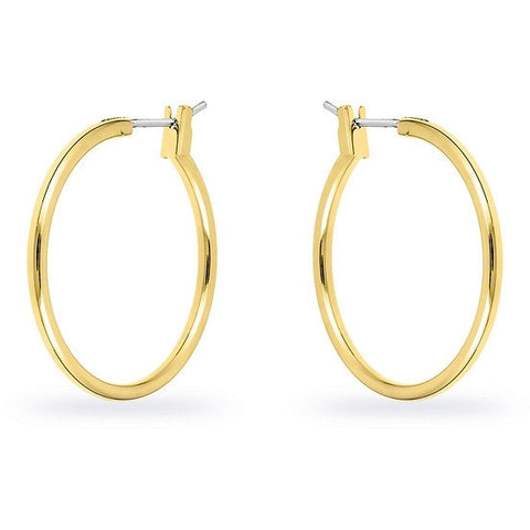 Yasmin 14k Gold Small Hoop Earrings