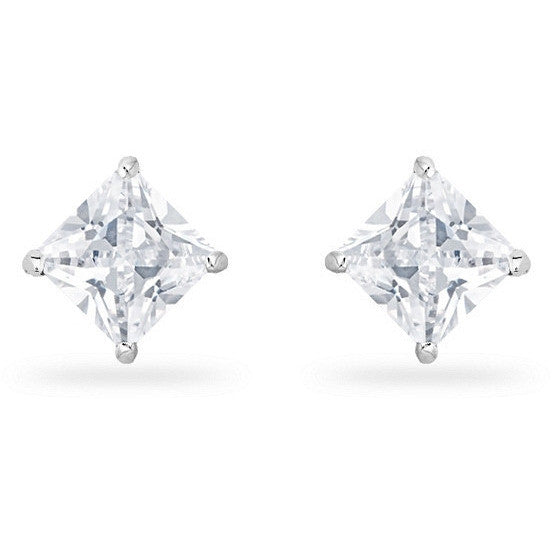 Anais 1ct CZ Sterling Silver Stud Earrings
