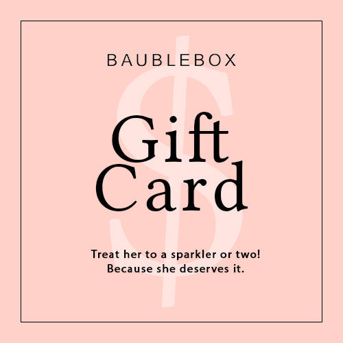 BaubleBox Gift Card