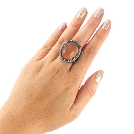 BaubleBox Seasonal Cocktail Ring