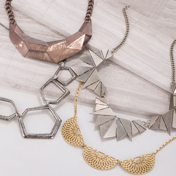 Hollywood Inspired Statement Necklaces