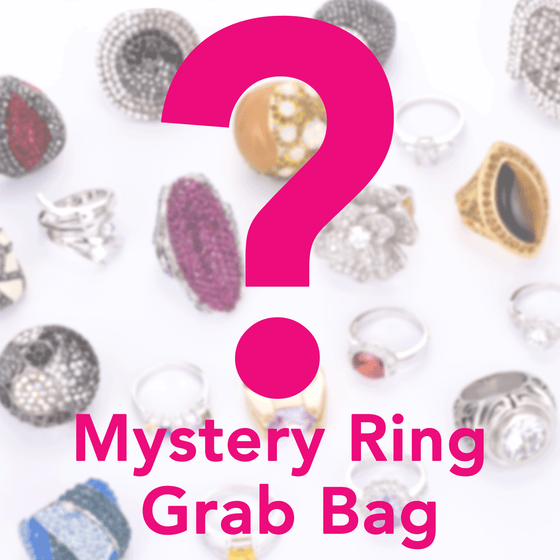 Mystery Ring Grab Bag