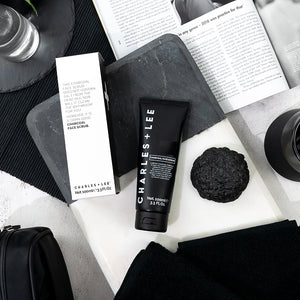 Charcoal Face Scrub - 100ml