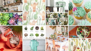 Design Inspiration: Succulent Kitchen