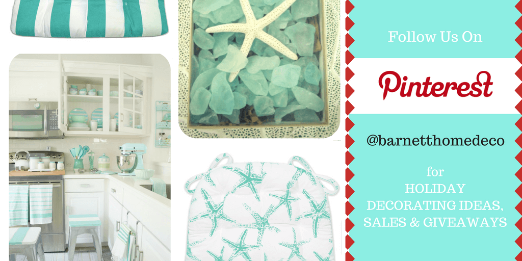 Follow Us On Pinterest Barnett Home Decor