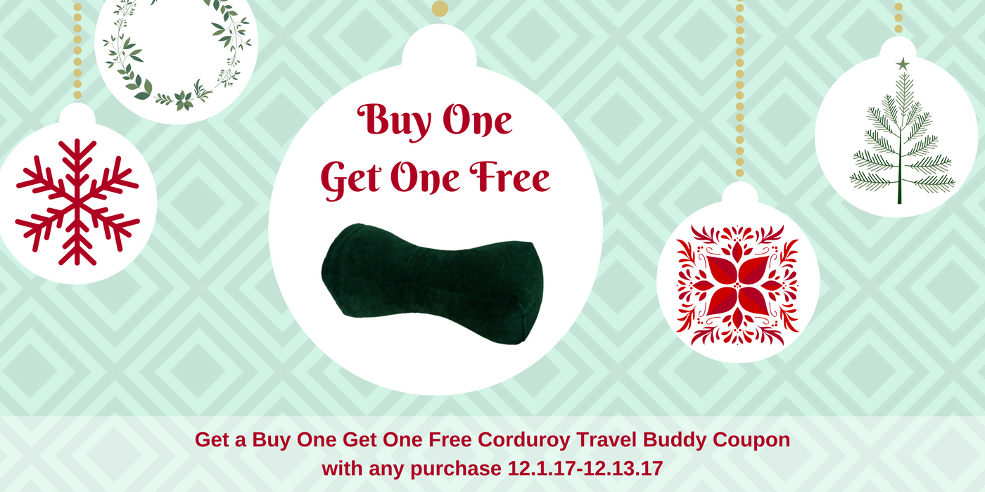 Buy One Get One Free Travel Buddies