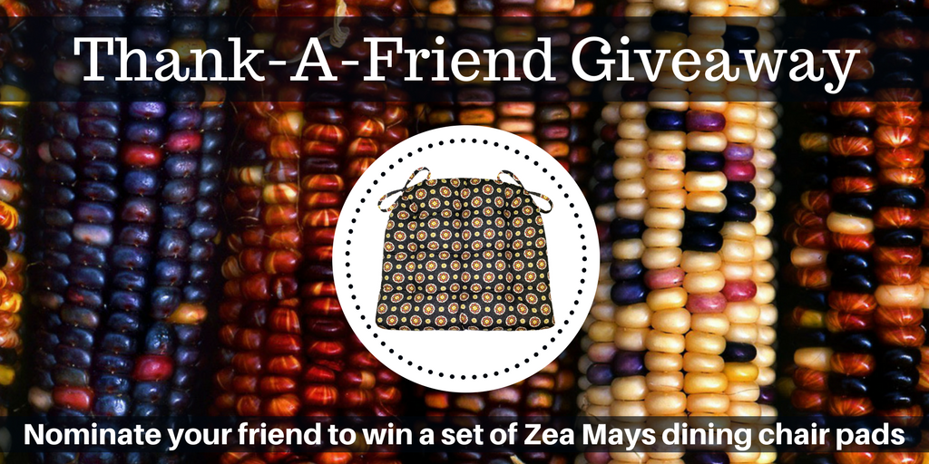 Thank-A-Friend Giveaway