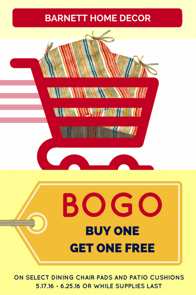 barnett home decor bogo sale