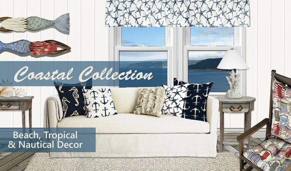 Coastal Collection - Barnett Home Decor
