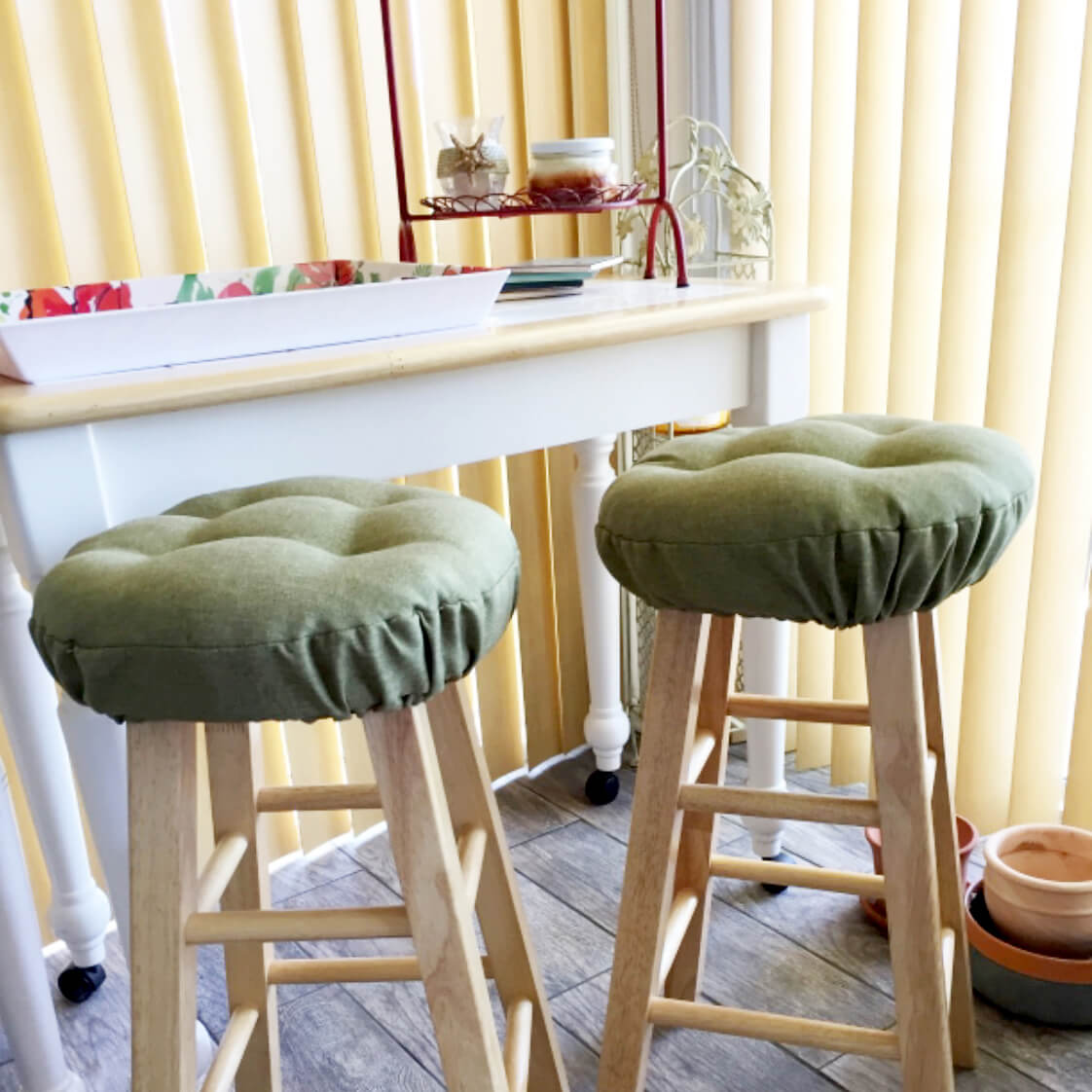 Bar Stool Covers