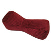 Travel Buddy Neck Support Pillow in Wide Wale Corduroy Claret Red