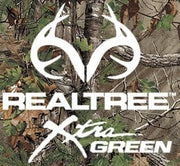 Realtree Xtra Green (R) Camo Travel Buddy Bone Shaped Neck Support Pillow