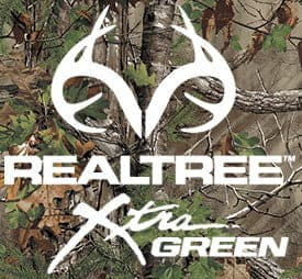 Realtree Xtra Green R Camo Rocking Chair Cushions