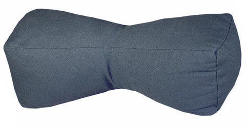 Cotton Duck Travel Buddy Neck Support Pillow Federal Blue