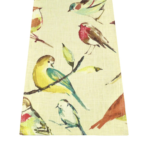 Song Bird Multi Table Runners | Barnett Home Decor