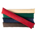 Corduroy Breeze Blocker Draft Stopper Noodle Pillow Assorted Colors