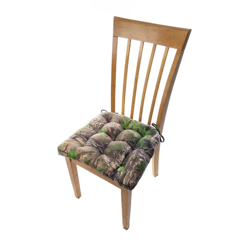 Realtree Xtra Green (R) Camo Chair Pad - Latex Foam Fill
