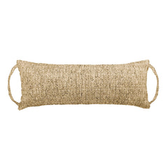Brisbane Camel Tweed Rocker Back Extender Pillow - Headrest Pillow