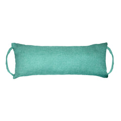Hayden Turquoise Rocker Back Extender Pillow - Headrest Pillow