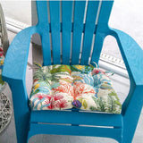 Splish Splash Indoor / Outdoor Dining Chair Pads & Patio Cushions