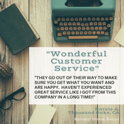 Cotton Duck Pale Bronze Barstool Cover Customer Testimonial