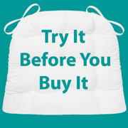 TRY IT BEFORE YOU BUY IT - Sample Cushion