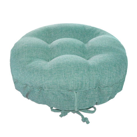 Hayden Turquoise Bar Stool Covers with Cushion & Adjustable Drawstring