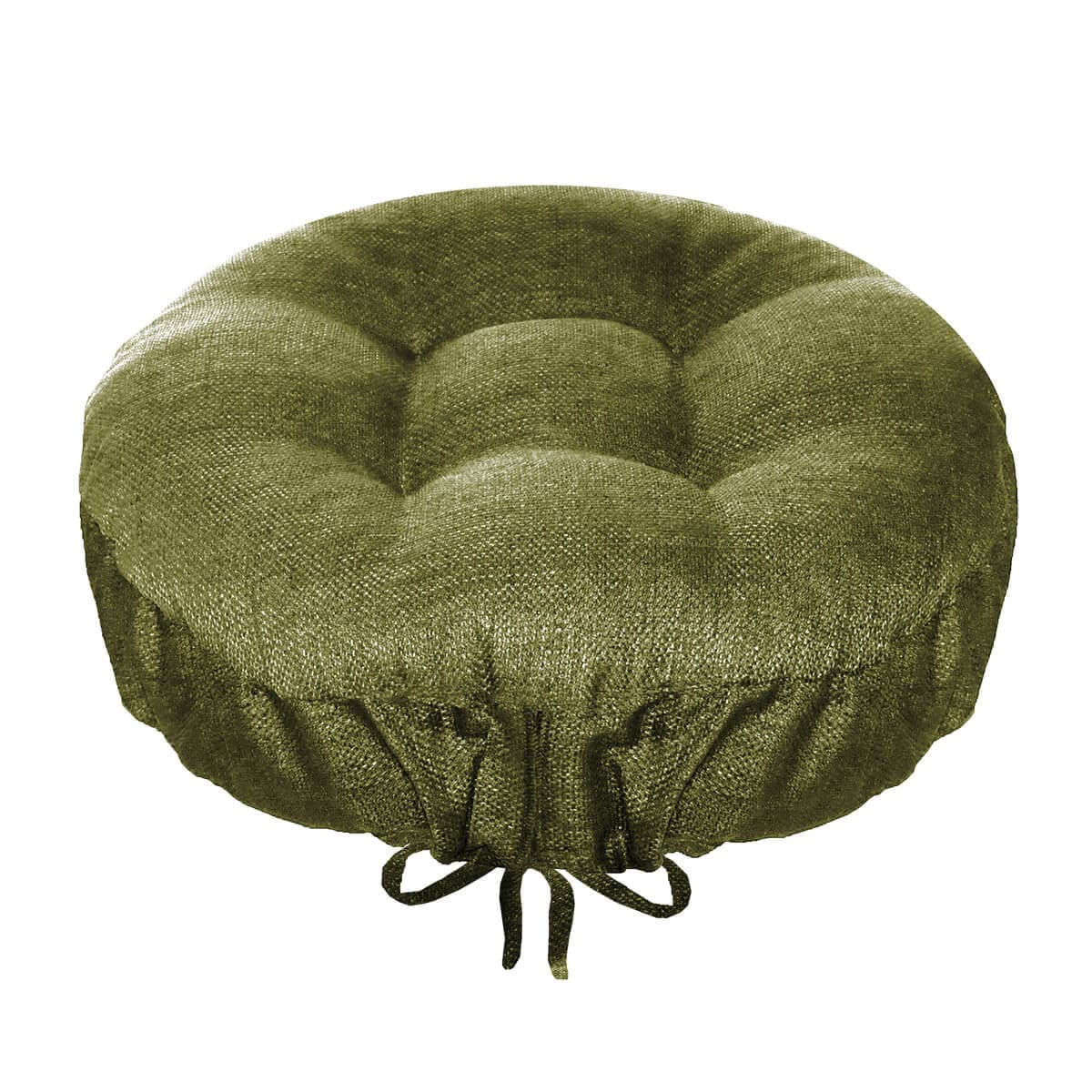 Rave Sage Green Bar Stool Cover With Adjustable Drawstring