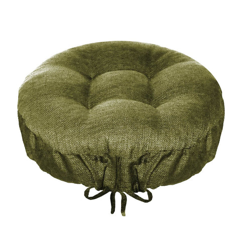 Rave Sage Green Indoor/Outdoor Barstool Cover | Barnett Home Decor | Green