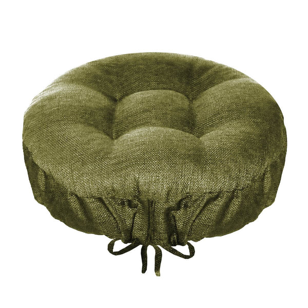 Rave Sage Green Indoor Outdoor Barstool Cover | Barnett Home Decor