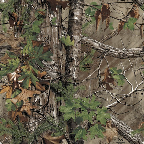 Realtree Xtra Green (R) Camo Reversible Placemats - Set of 4
