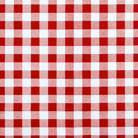 60 Classic Check Red 60 Swatch