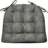 Woodlands Waypoint Smoke Chair Cushion Reverse to Microsuede Grey