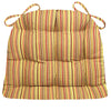 Atwood Plaid Patio Cushions & Indoor/Outdoor Dining Chair Pads
