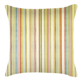 Grand Stripes Multi Throw Pillow | Barnett Home Decor