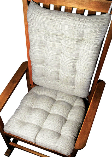 rocking chair cushions brisbane mist | barnett home decor