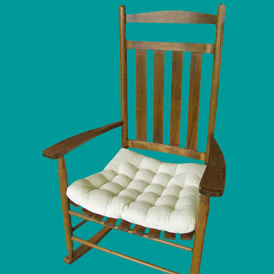 Bargain Bin Rocking Chair Seat Cushion | Size XL | Assorted | NON-RETURNABLE