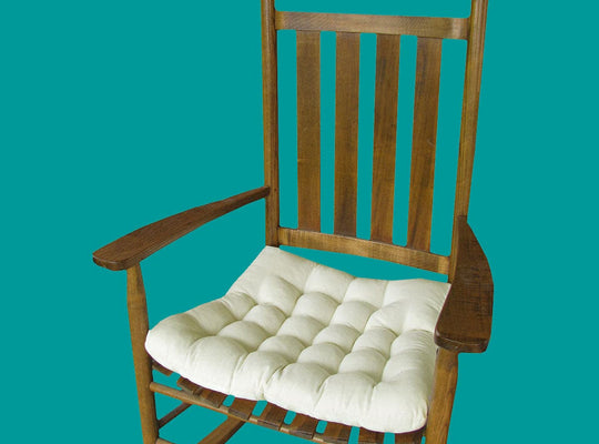 Bargain Bin Rocking Chair Seat Cushion, Size XL | Condition A - Variety | NON-RETURNABLE