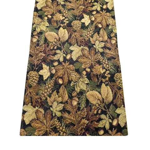 "Woodlands Forest Floor 72"" Table Runners - Rectangle"