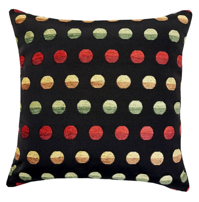 Sweet Spot Espresso Throw Pillow | Barnett Home Decor