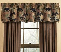 Smoky Mountain - Straight Tailored Window Treatment