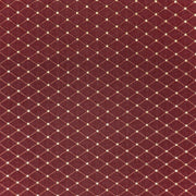Tiffany Wine Red Brocade Swatch | Barnett Home Decor