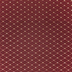 Breeze Blocker Draft Dodger Noodle Pillow Tiffany Wine Red Brocade